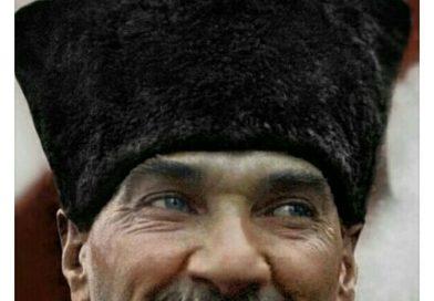 Hoş Gelişler Ola Mustafa Kemal Paşa